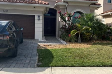 Home for Rent at 8251 Canopy Ter, Parkland FL 33076