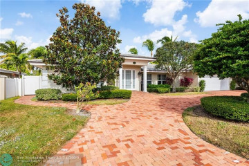 Home for Sale at 3211 NE 56th Ct, Fort Lauderdale FL 33308