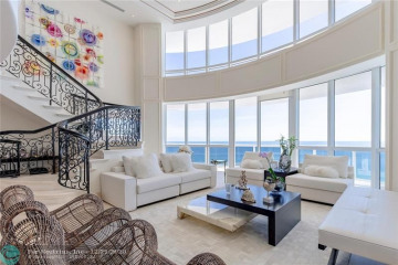Home for Sale at 18201 Collins Ave #1709, Sunny Isles Beach FL 33160