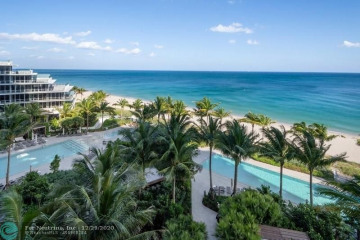Home for Sale at 2200 N Ocean Boulevard #S601, Fort Lauderdale FL 33304