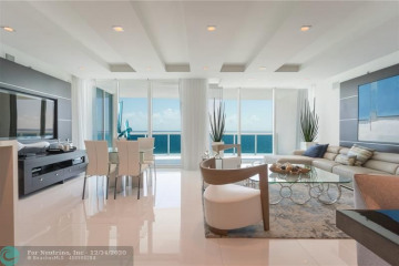 Home for Sale at 2711 S Ocean Dr #803, Hollywood FL 33019