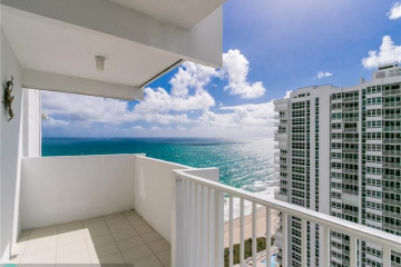 Home for Rent at 1360 S Ocean Blvd #2404, Pompano Beach FL 33062