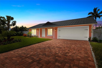 Home for Sale at 490 SW Beachway Avenue, Palm City FL 34990