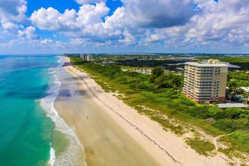 Home for Sale at 3702 N Atlantic Beach Blvd #1001, Hutchinson Island FL 34949