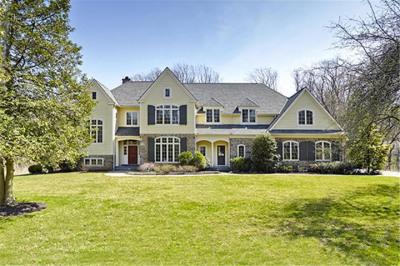 Exquisite Manor Home