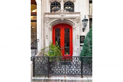 Spruce Street Mansion