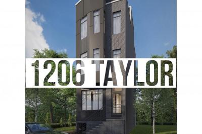 1206 N Taylor St