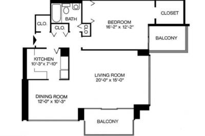 224-30 W Rittenhouse Sq #2711