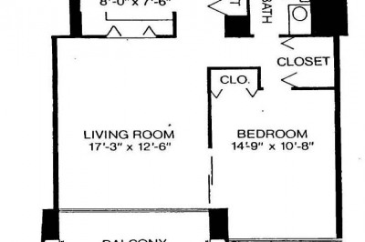 224-30 W Rittenhouse Sq #1209