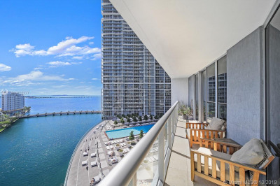 465 Brickell Ave #2001