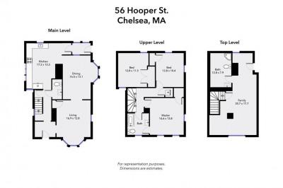 56 Hooper St #1 1