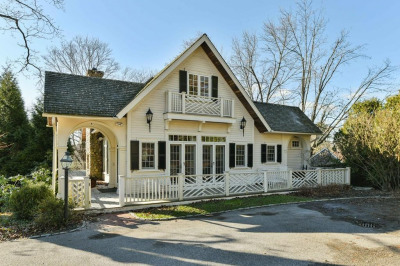 255 Adams St. Carriage House 1