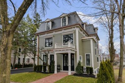 46 Mount Vernon Street #1 1