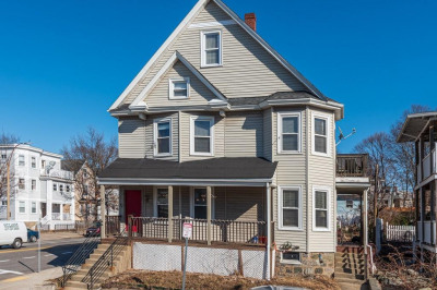 81 Penfield St. #81 1