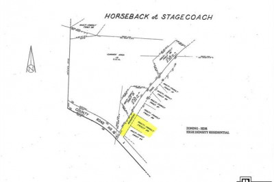 Lot 23 (duplex) Horseback Subd At Stagecoach
