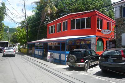 1-c Cruz Bay Town 1