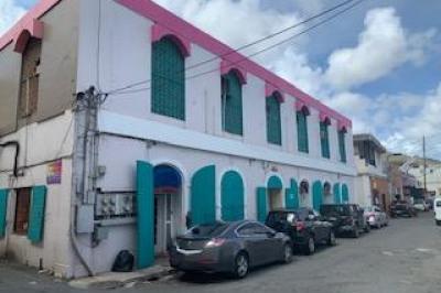 Curacoa Kronprindsens Gade Cp 1