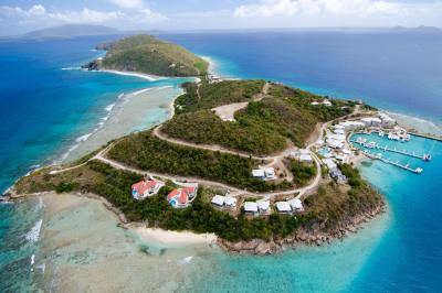 Villa #11 Scrub Island 1