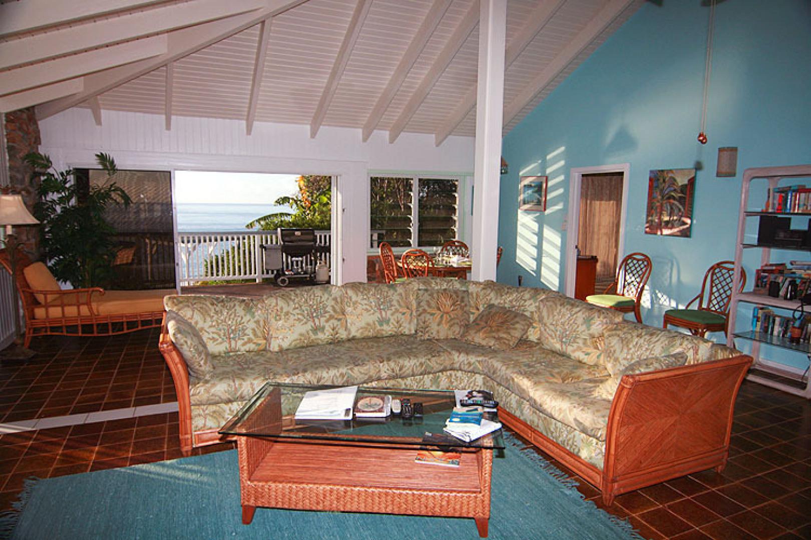 892 The Paradigm Living Room Set Grey: 92 Chocolate Hole, St. John, USVI 00830, MLS# 11-117