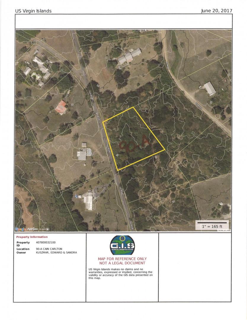 90a Carlton We St Croix 00840 Mls 17 1109 Sea Glass Properties - Large-map-of-us-virgin-islands