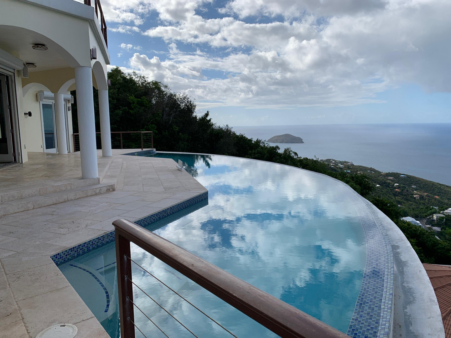 Home Rental with Pool & Patio on St. Thomas