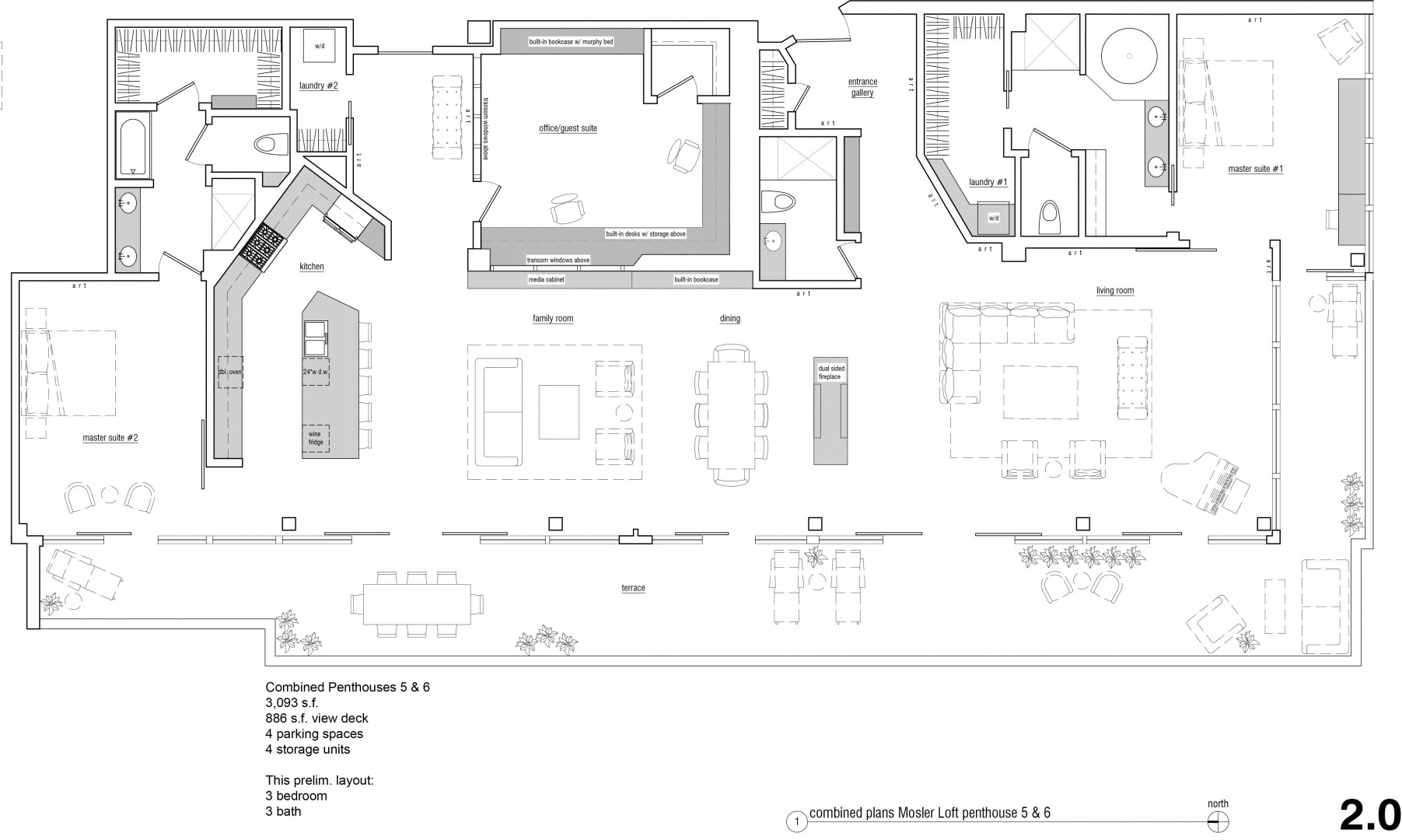 2720 3rd Ave #PH6 Photo 26