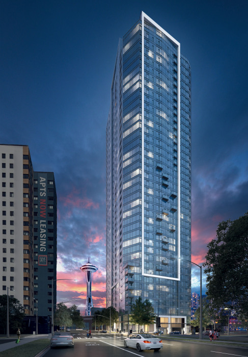 600 Wall St #510