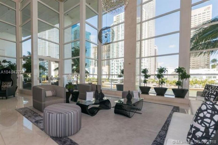 901 Brickell Key Blvd 2303 Miami Fl 33131 Home For