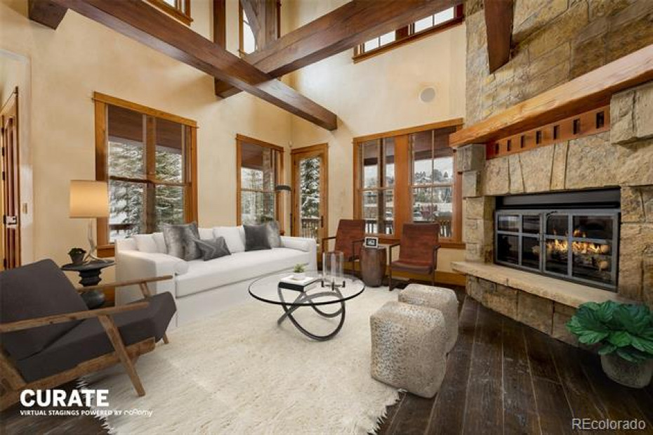 Virtual Staging- Great Room