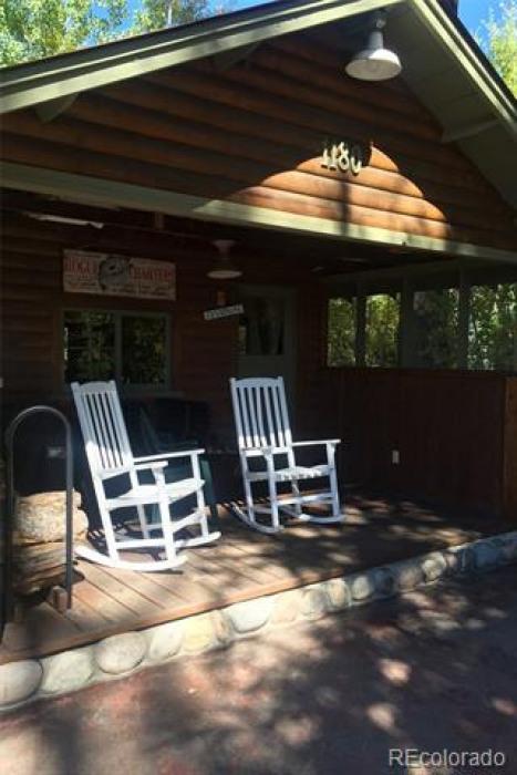 Common Area Cabin