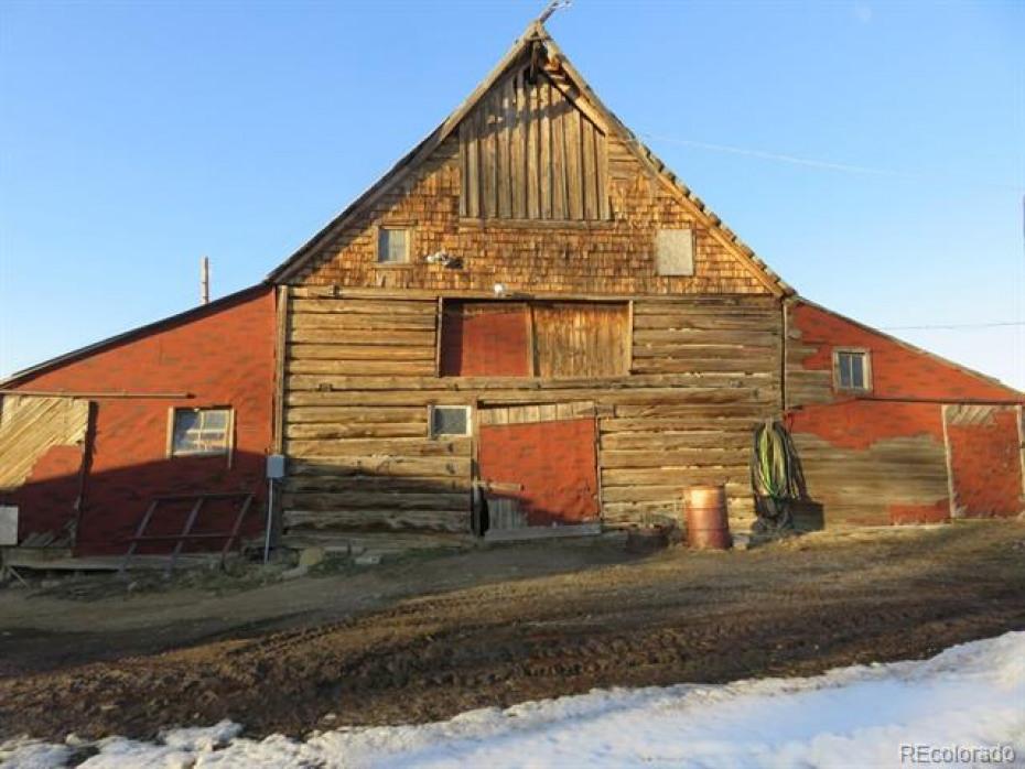 Original barn built in the 30's