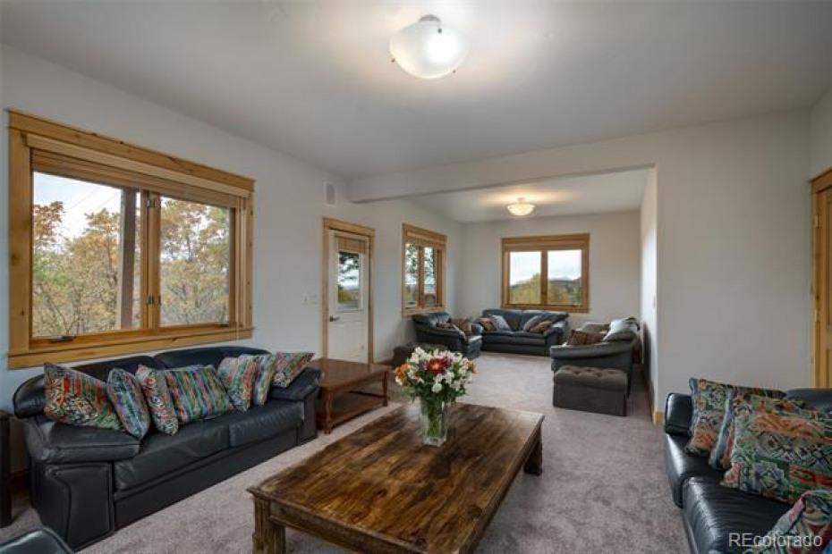 Downstairs bedroom - 3