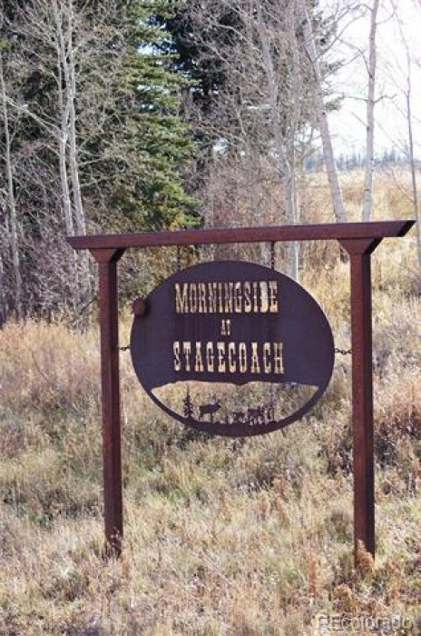 Entrance into Morningside at Stagecoach