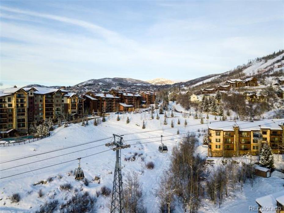 TBD Lot B Ski Trail Photo