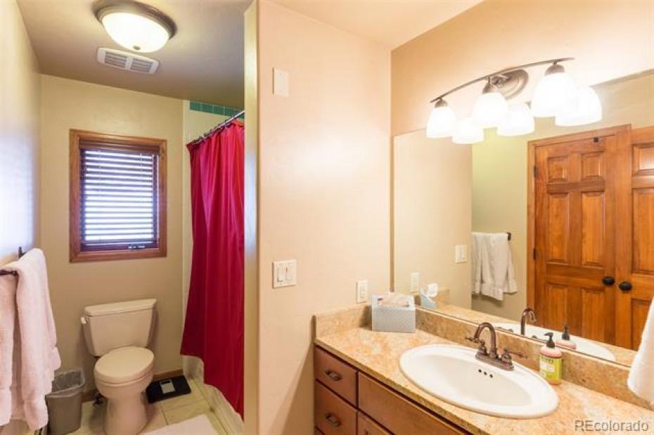 4th bathroom on lower level