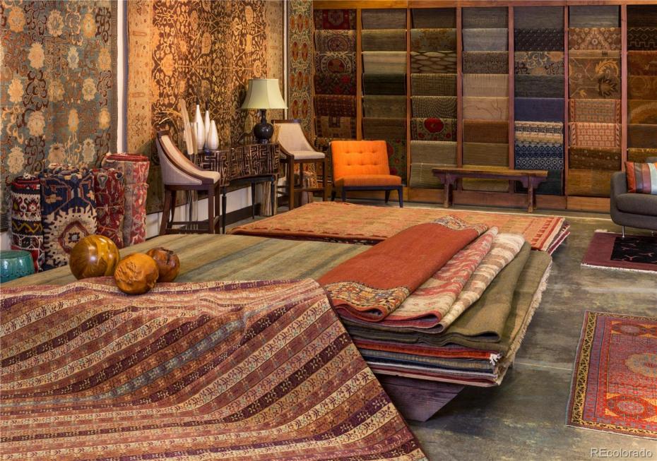 David Chase Showroom