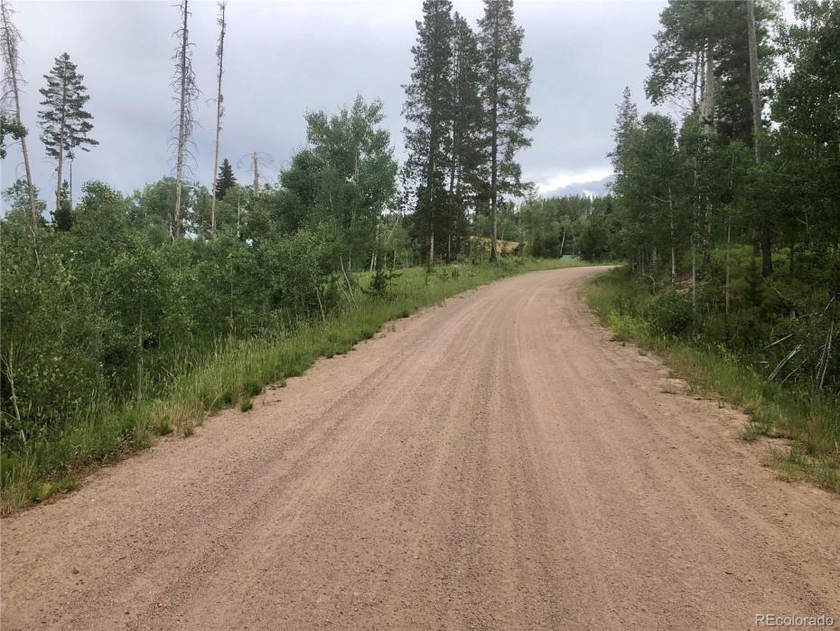 Cheyenne Trail offers year round access