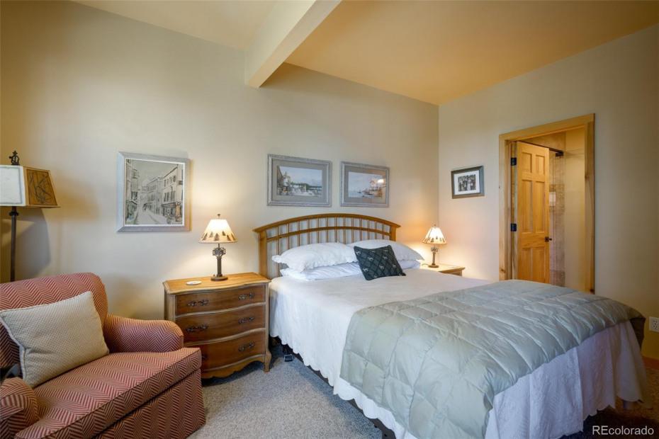 3rd Bedroom - Lower Level