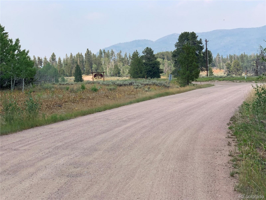 Filly Trl looking east towards CR 16