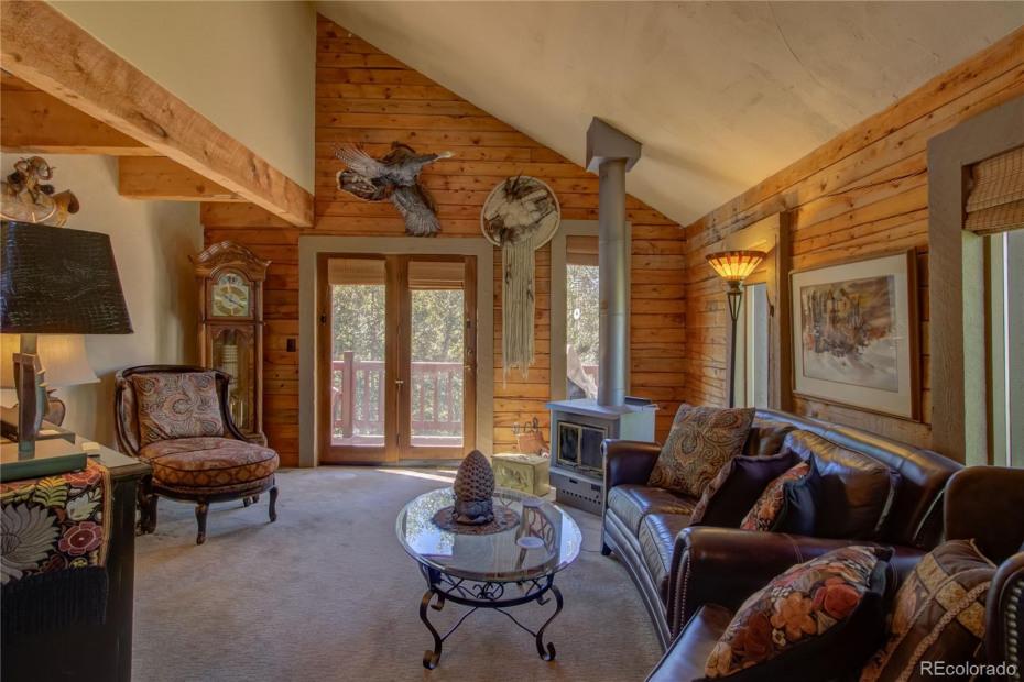 Upper Unit - Living Room