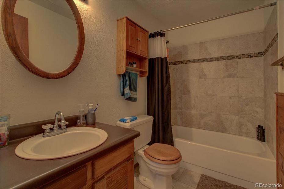 Lower Unit - Bathroom
