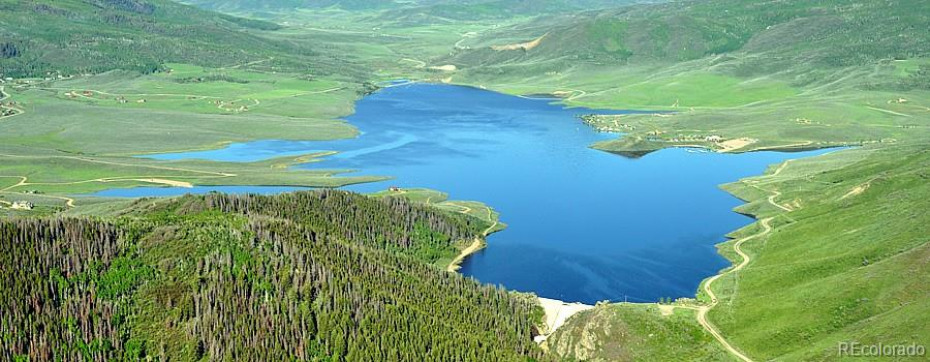 Stagecoach State Park and Reservoir is only 10 minutes from Morningside Subdivision