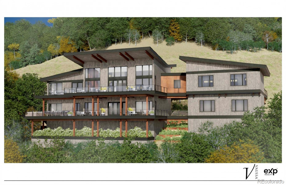 The Purchase Price includes the lot plans, however it does not include any of the actual future improvements depicted.