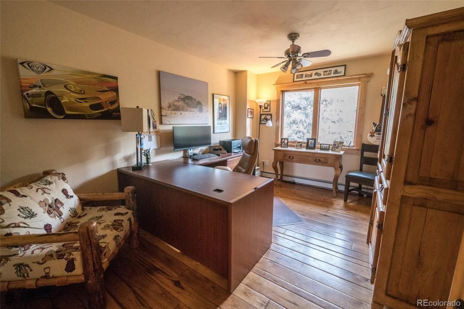Deck area off Master Bedroom