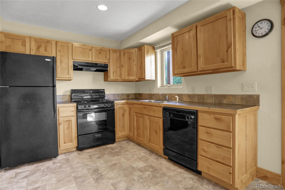 Unit 154 Kitchen