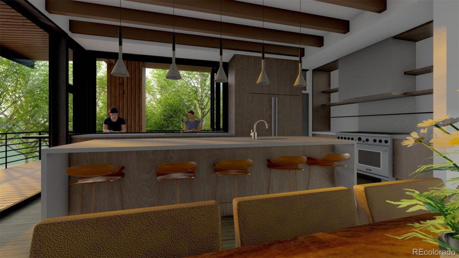 Optional banquette upgrade. Renderings are general representation for marketing purposes only and subject to change.