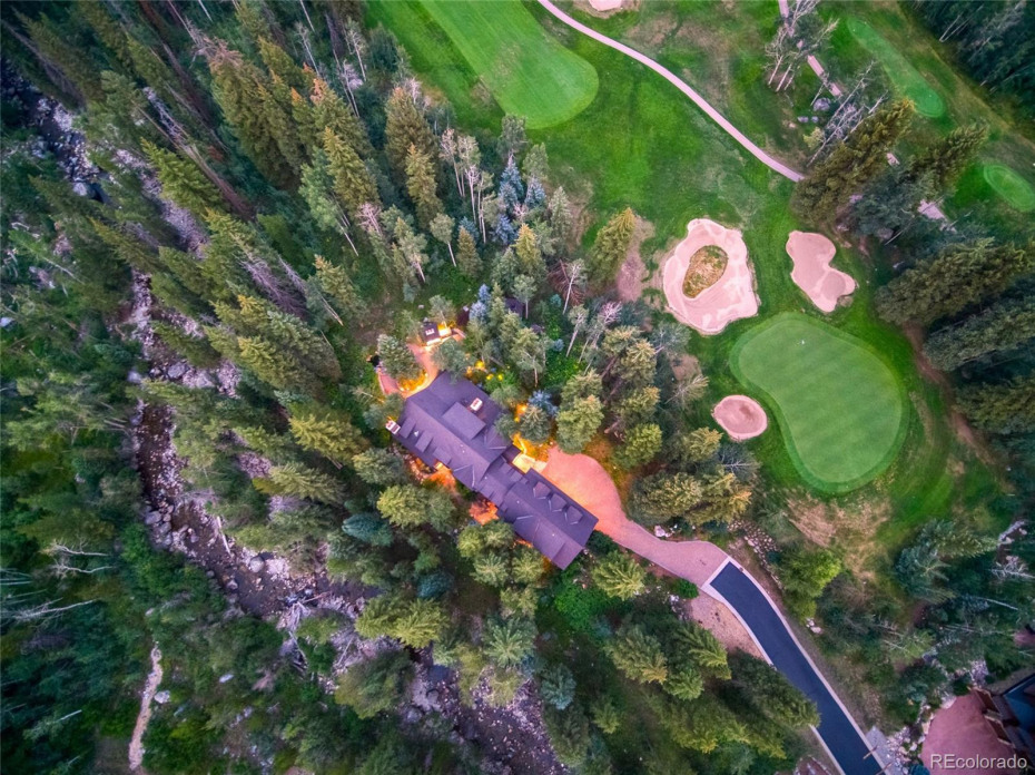 Located on Fish Creek, just off the Rollingstone Ranch Golf Club