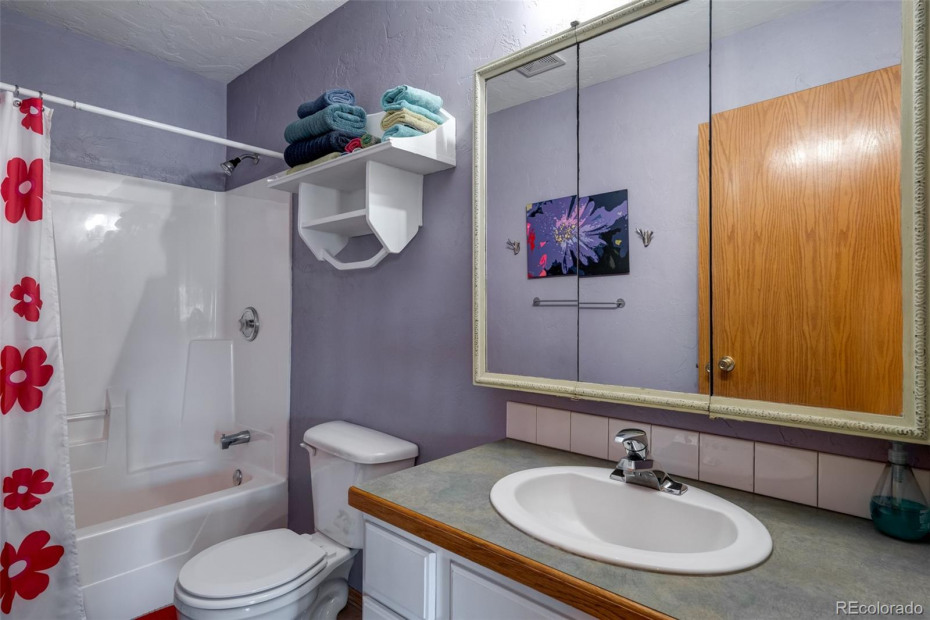 Second bath on main level