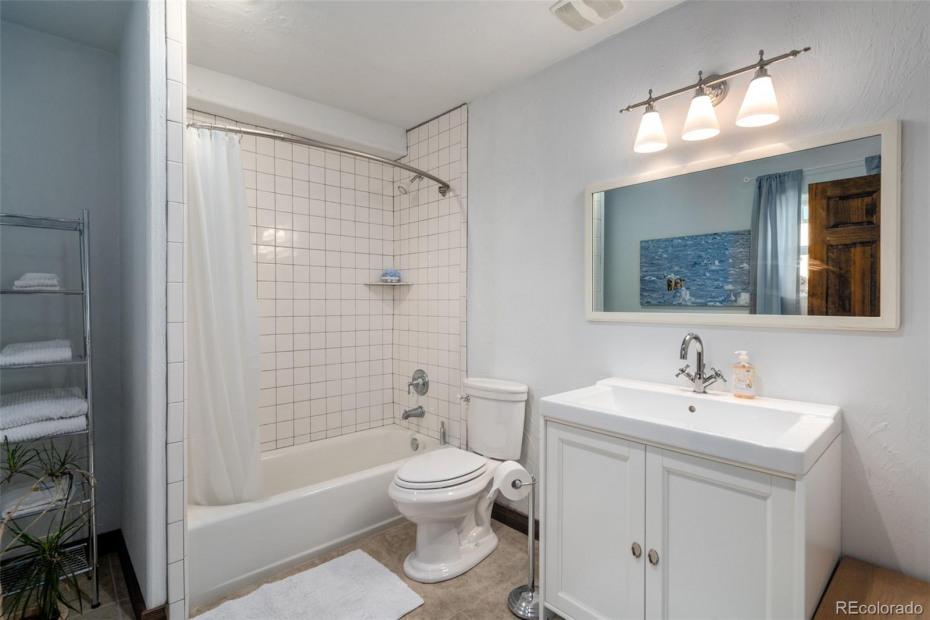 Bath 3 off the Junior Suite
