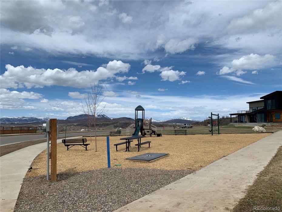 Neighborhood Park and Common Area April 2020.